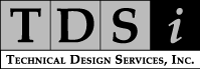 TDSi Technical Design Services Inc Logo